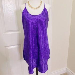 Vintage Milk Slip Dress